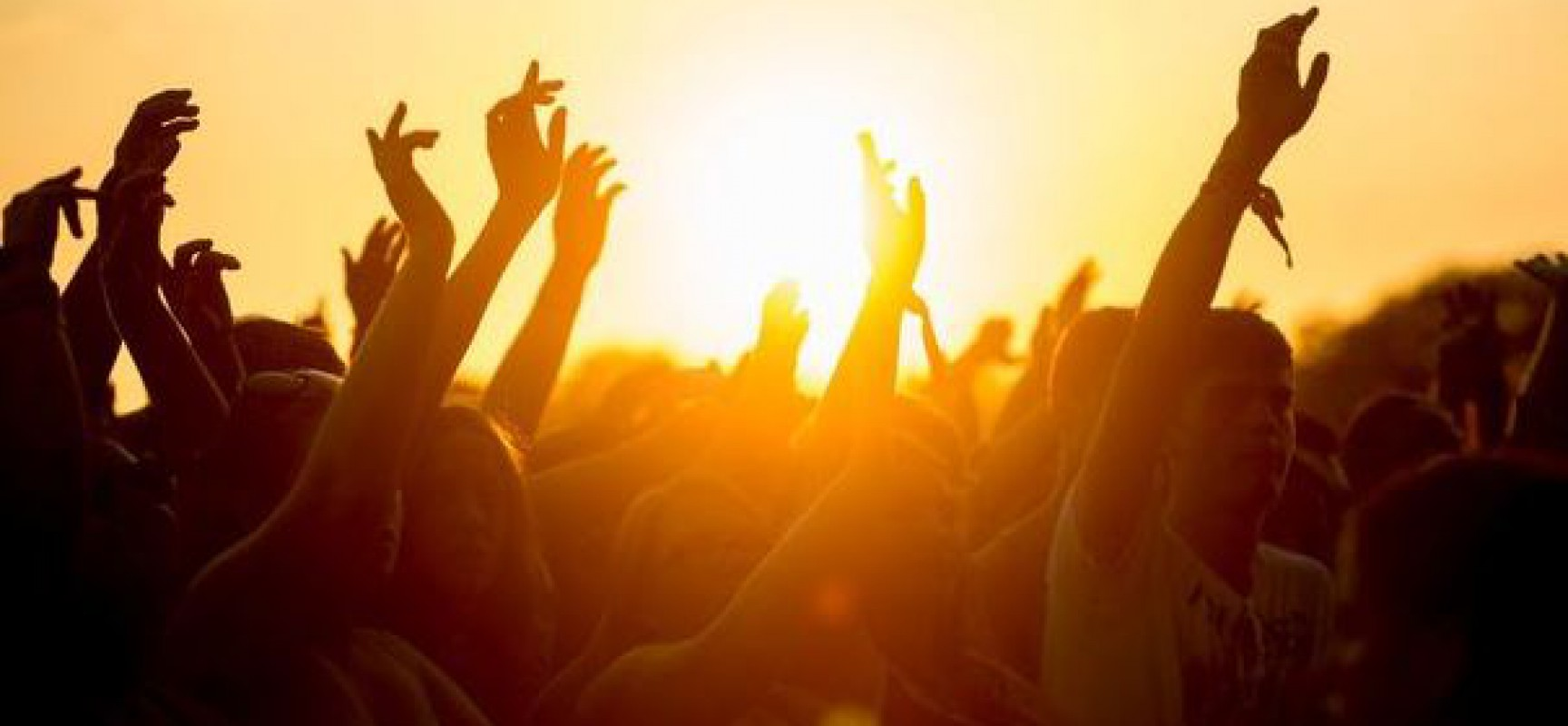 Summer Festival Survival Guide - Eventric Hands In The Air Rock Concert